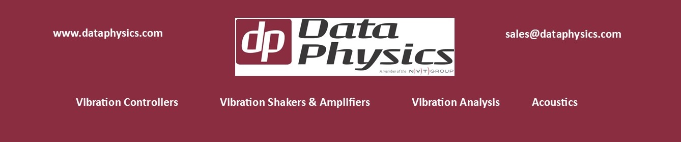 Data Physics Banner with logo and contact details